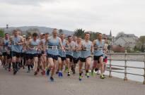 5 mile race start
