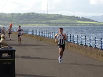 Callum strides to Victory