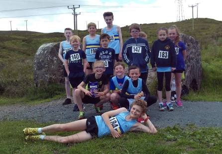 Juniors at Finish