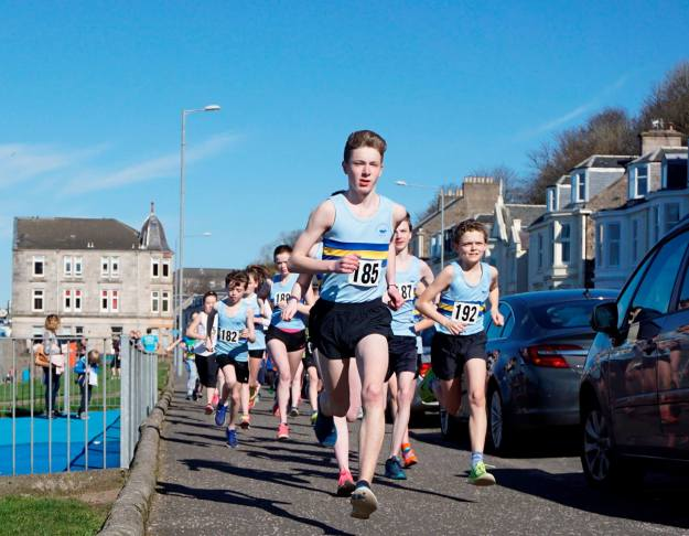 docherty Junior start