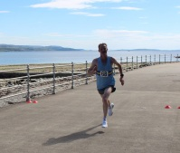 Men's winner Shaun Lyon