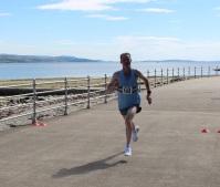 Men's winner Shaun Lyon