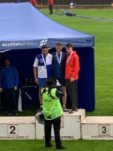 scott hannaway podium